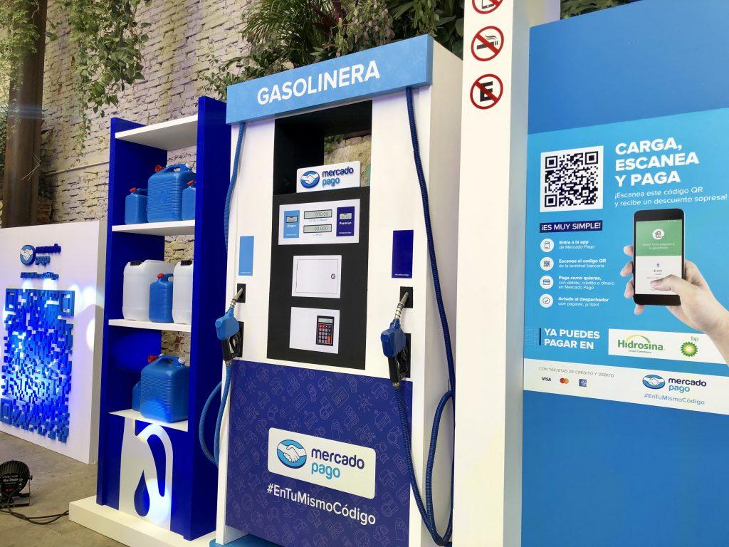Mercado Pago presenta código QR como método de pago en México